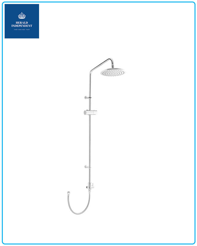 Sen tắm cây sen cây tách rời Inax BFV-CL1 dành cho bồn tắm đứng - vách kính