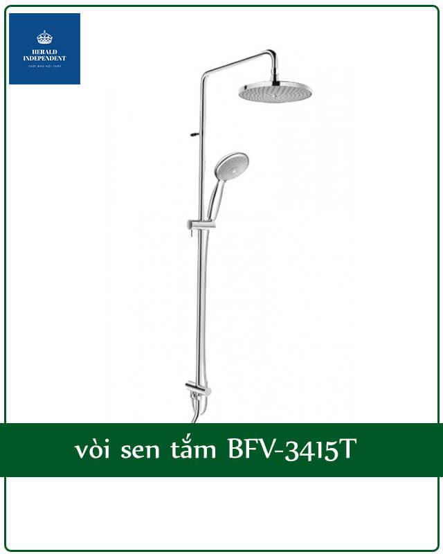 Vòi bồn tắm nằm Inax BFV-3415T
