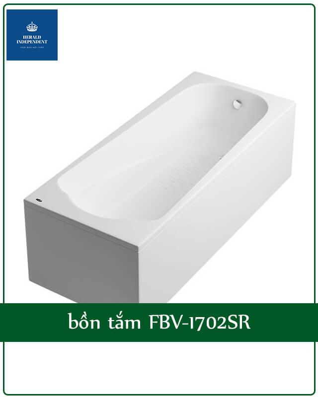 bồn tắm FBV-1702SR