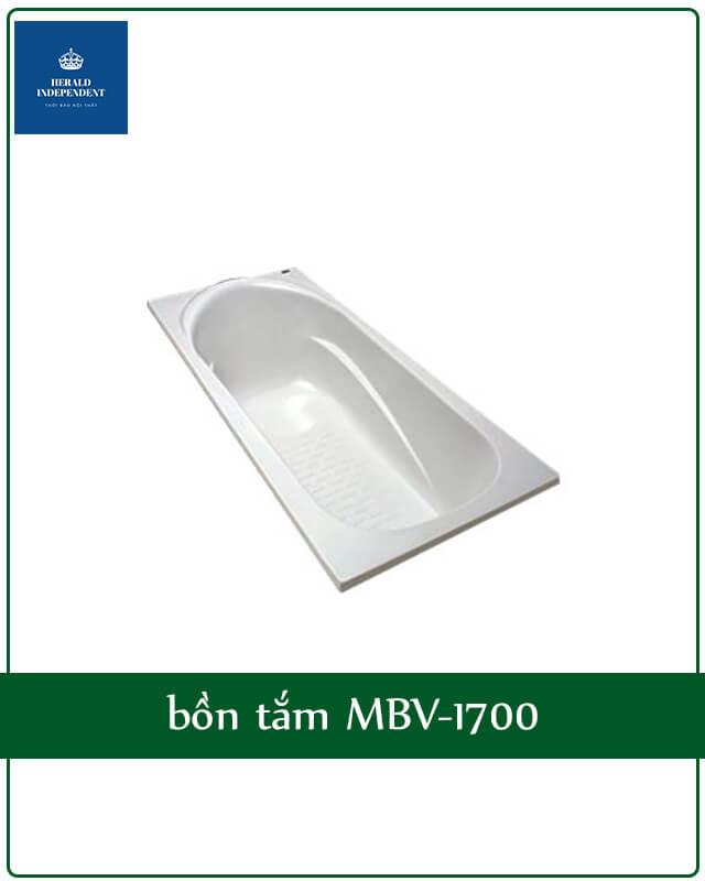 bồn tắm MBV-1700