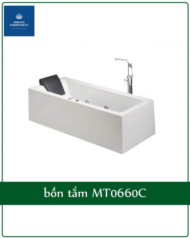 bồn tắm MT0660C