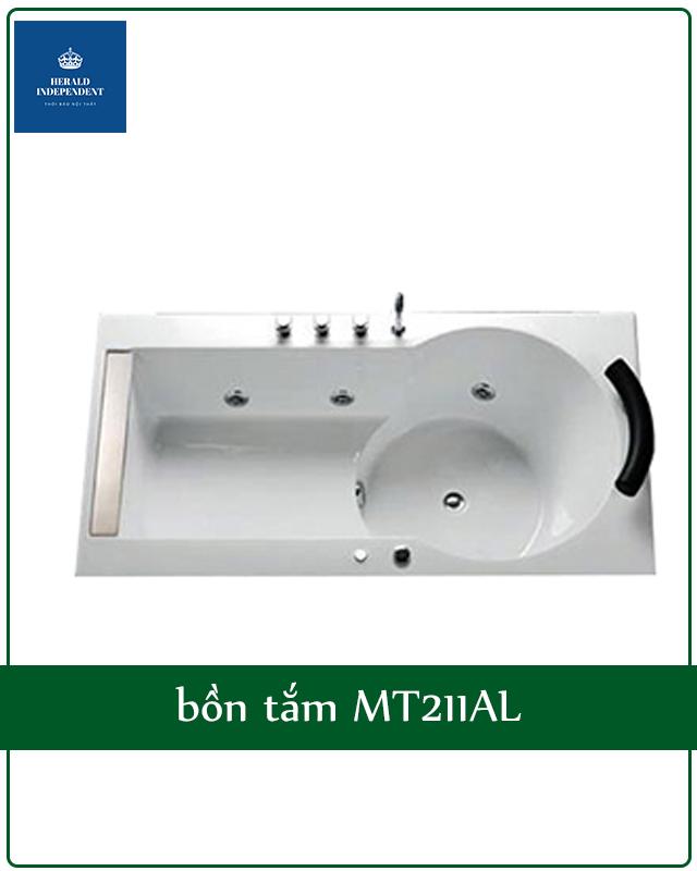 bồn tắm MT211AL