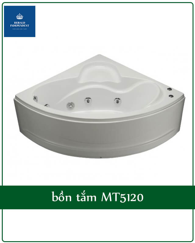 bồn tắm MT5120