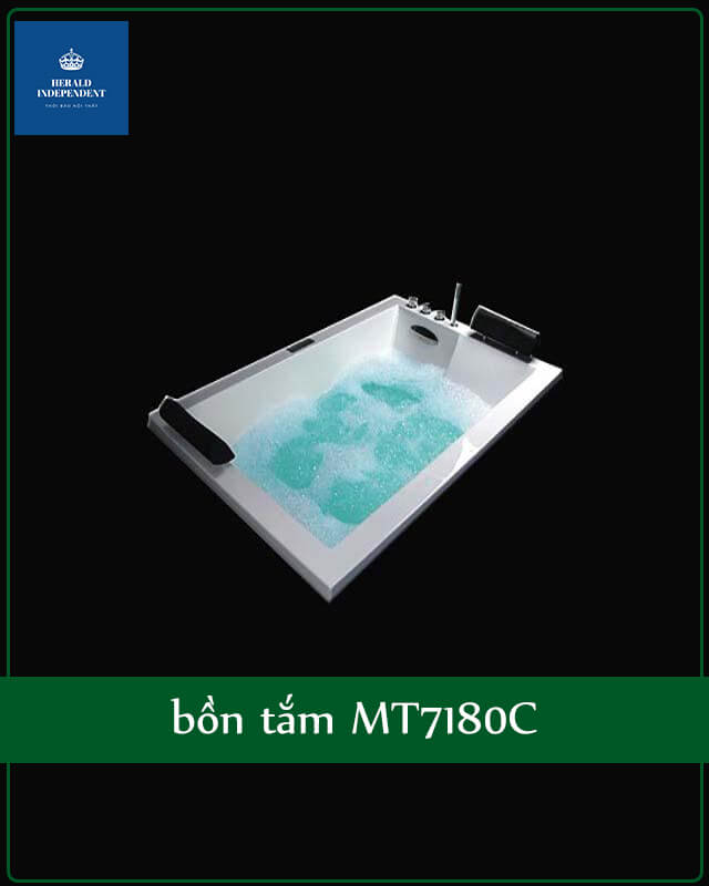 bồn tắm MT7180C