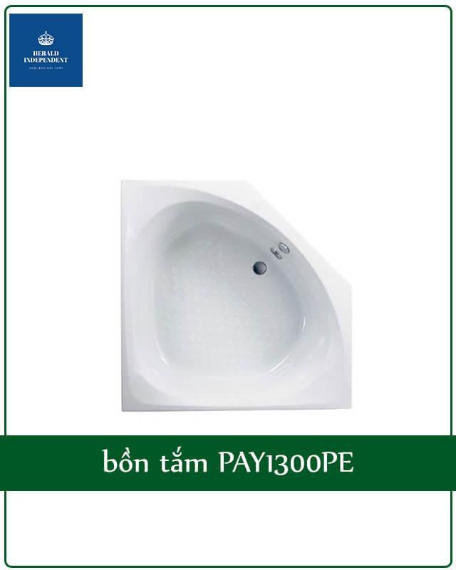 bồn tắm PAY1300PE