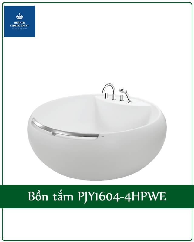 bồn tắm PJY1604-4HPWE