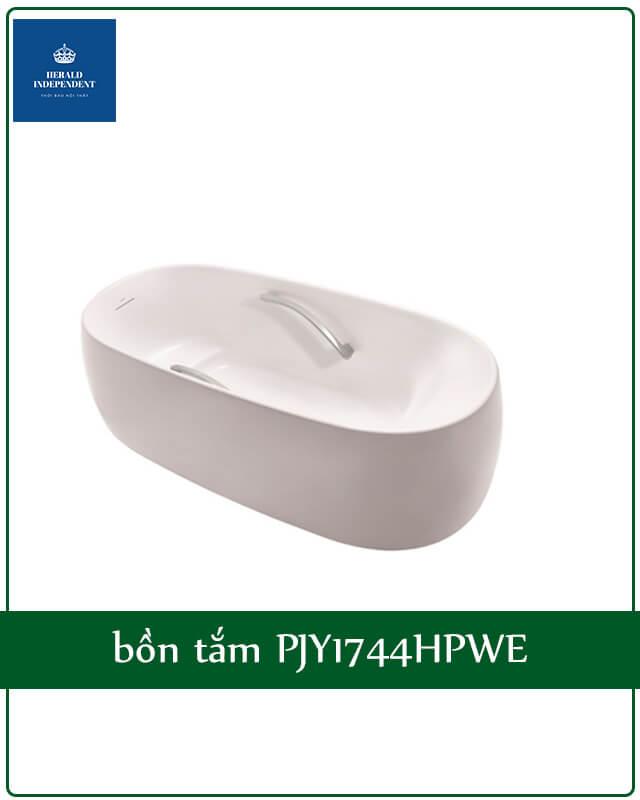 bồn tắm PJY1744HPWE