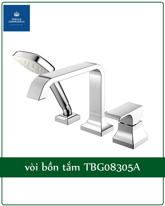 vòi bồn tắm TBG08305A