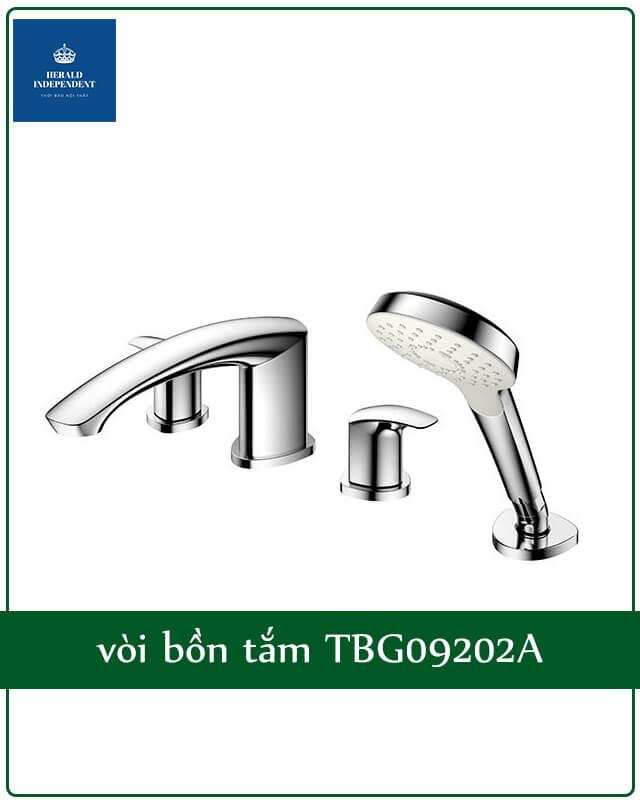 vòi bồn tắm TBG09202A