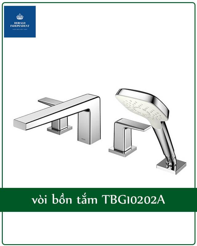 vòi bồn tắm TBG10202A