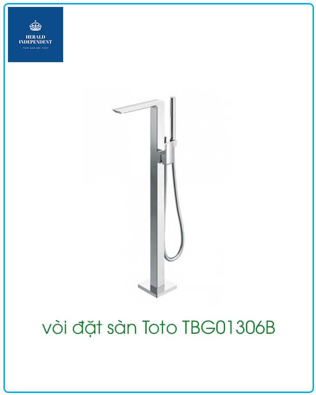 vòi đặt sàn Toto TBG01306B