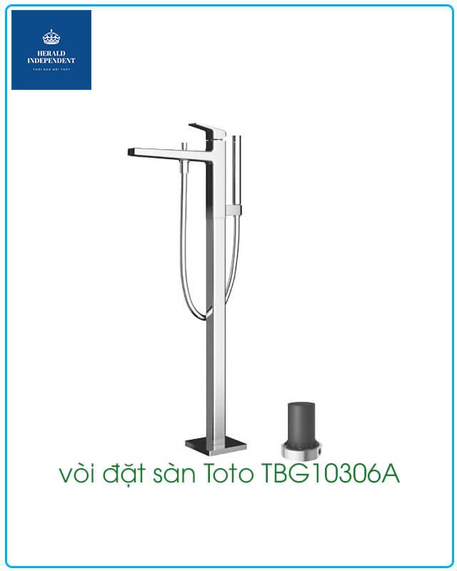 vòi đặt sàn Toto TBG10306A