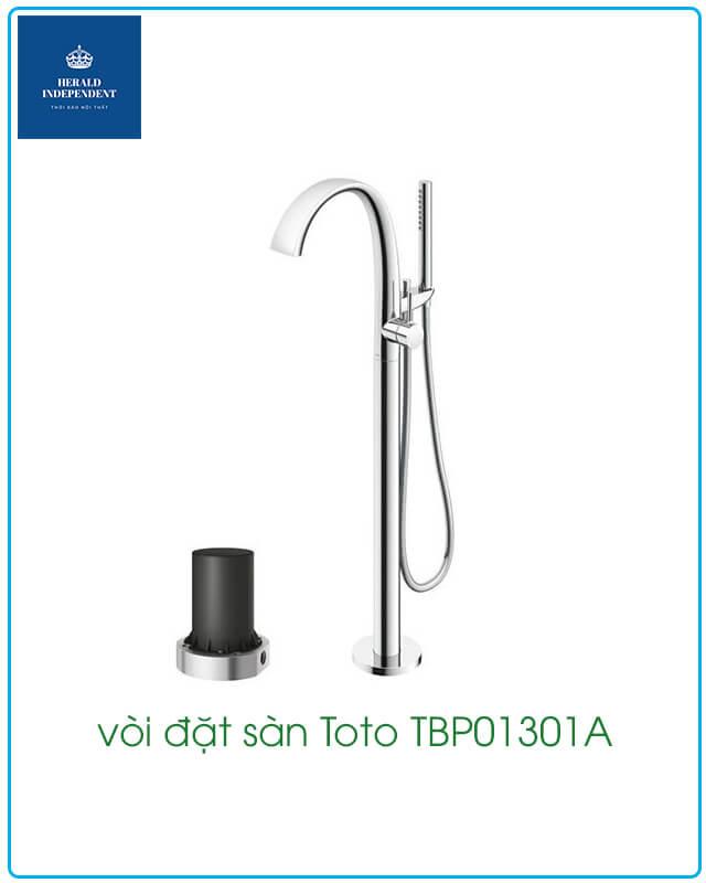 vòi đặt sàn Toto TBP01301A