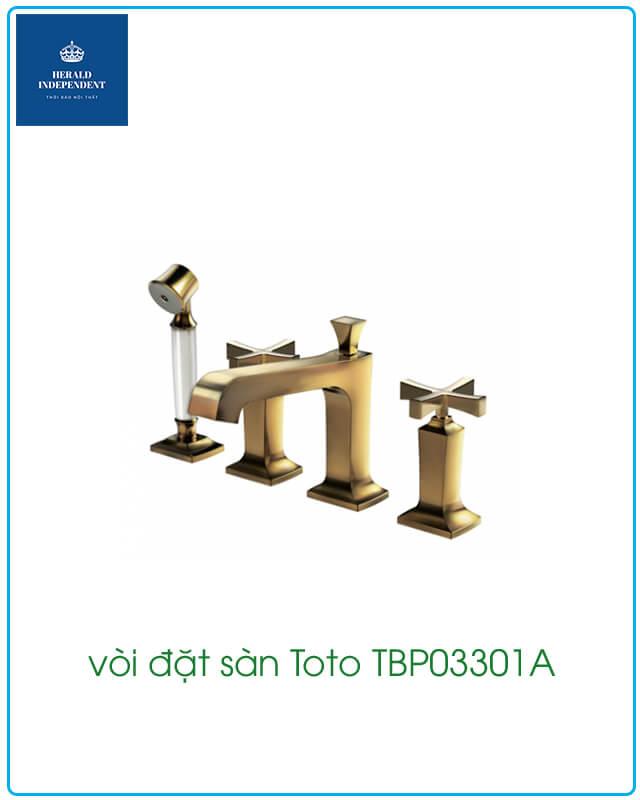 vòi đặt sàn Toto TBP03301A