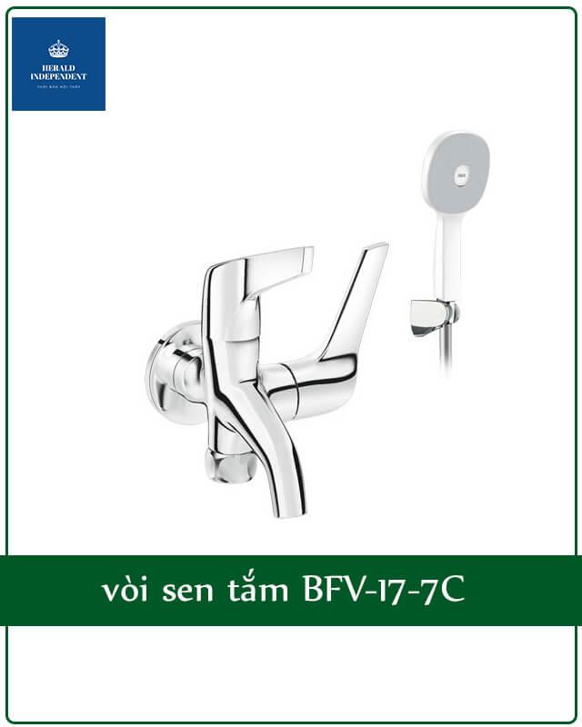 vòi sen tắm BFV-17-7C