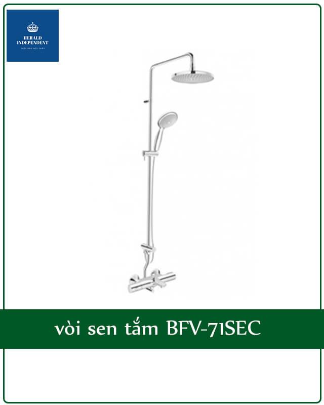 vòi sen tắm BFV-71SEC