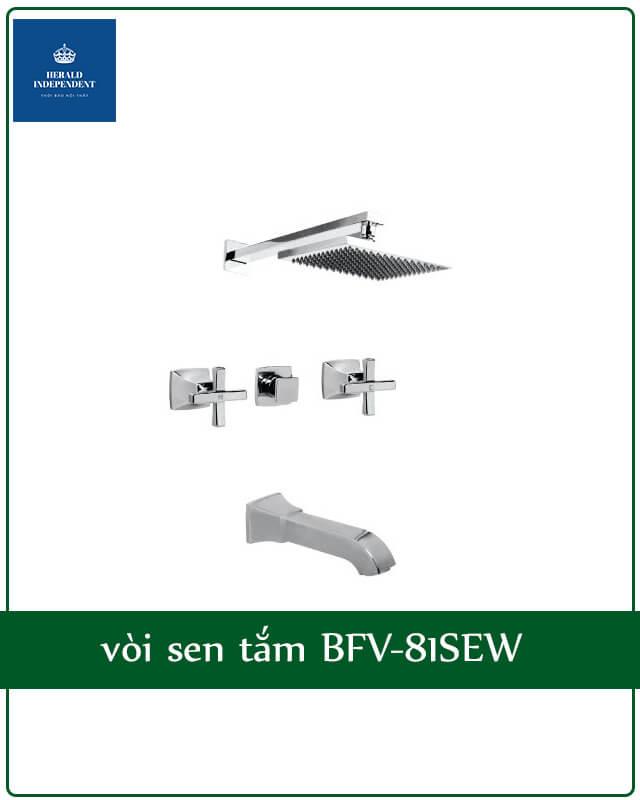 vòi sen tắm BFV-81SEW