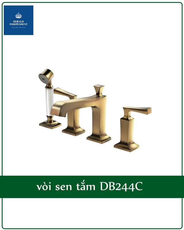 vòi sen tắm DB244C