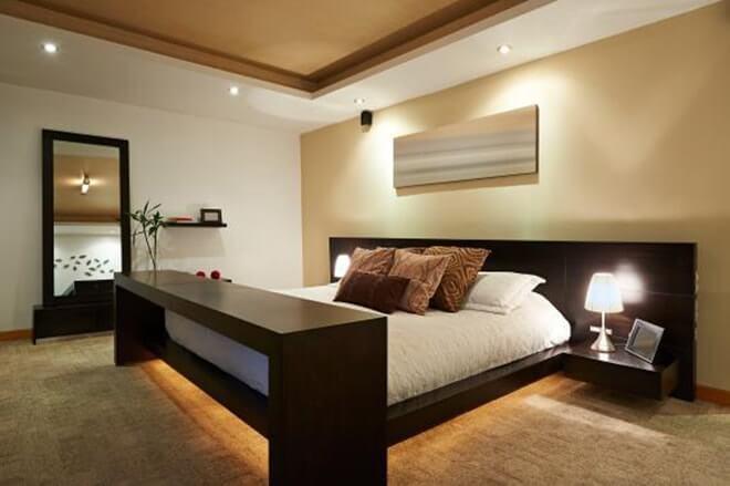 Đèn trang trí nội thất cho phòng ngủ
