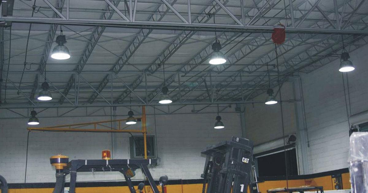 đèn led highbay