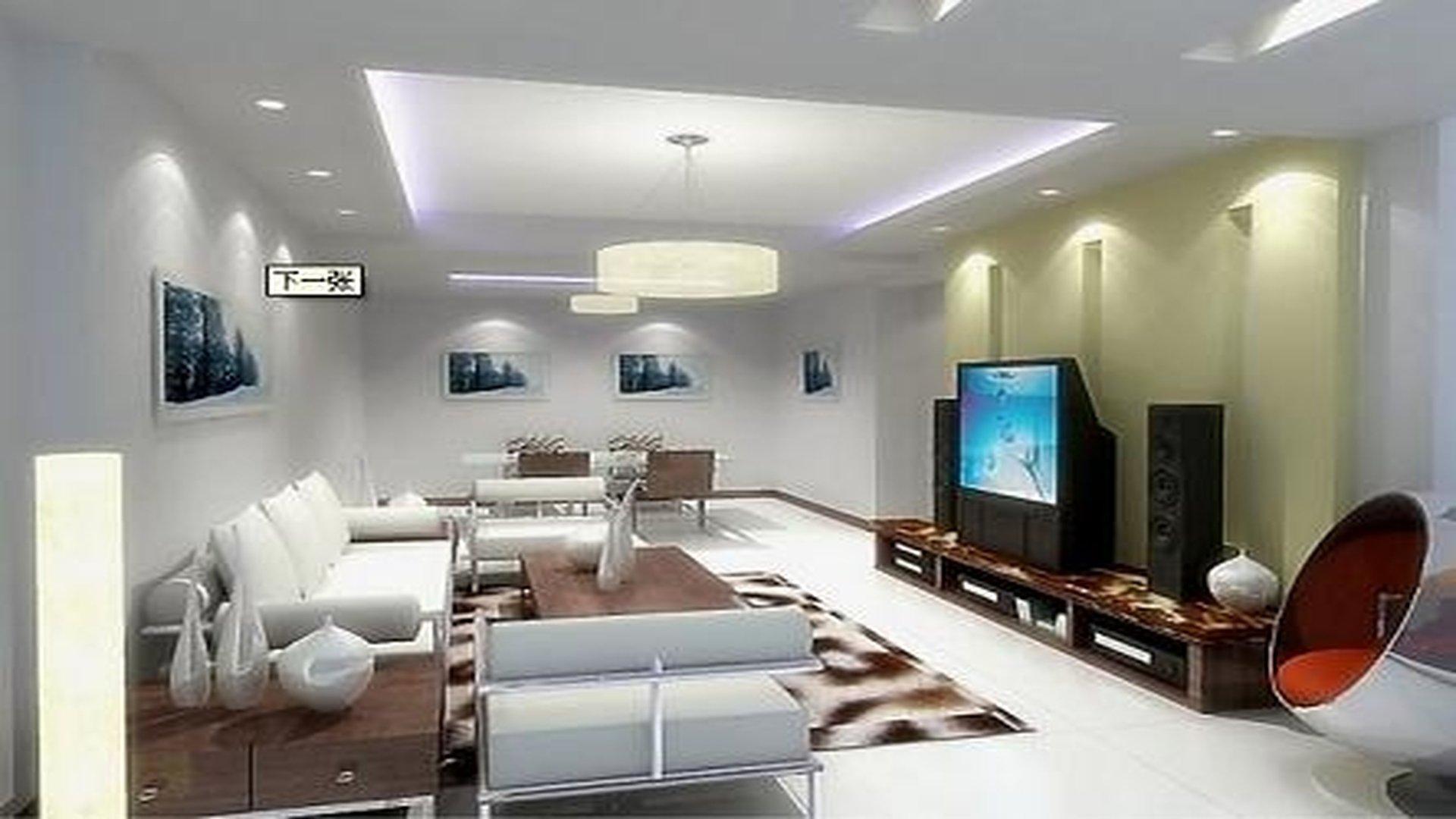 sử dụng đèn Led bài trí nội thất
